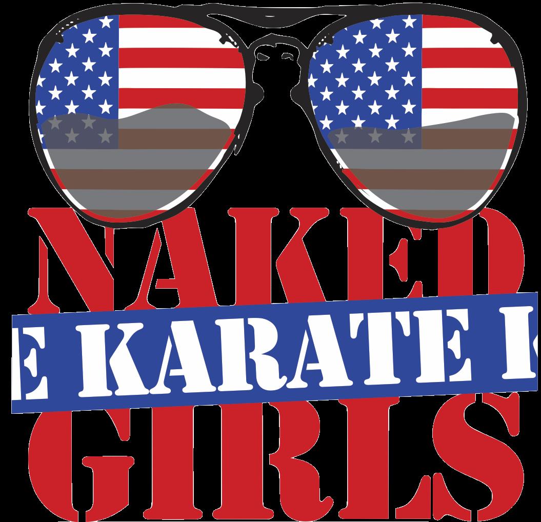 girls Naked karate